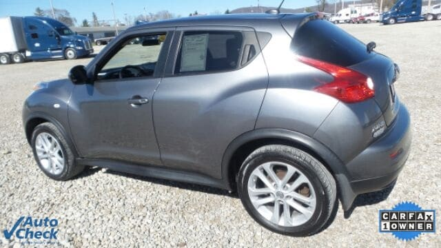 Used 2011 Nissan Juke For Sale at Nourse Chillicothe Automall | VIN