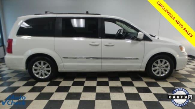 2013 Chrysler Town & Country Touring Van 2C4RC1BG5DR732103