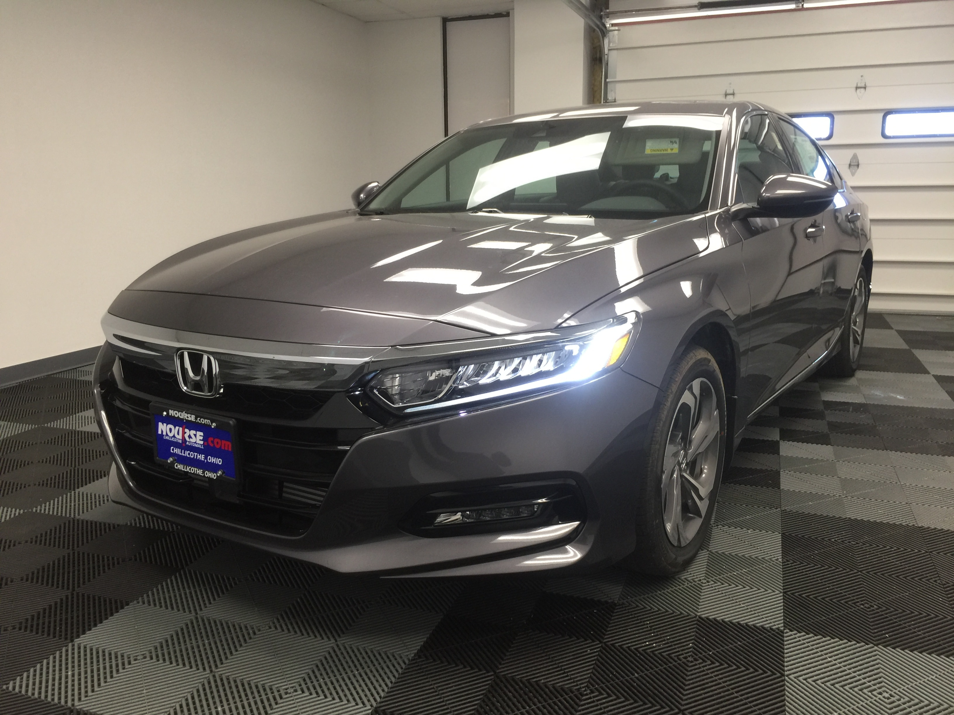 New 2018 Honda Accord For Sale