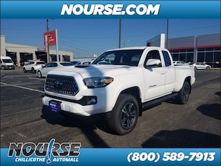 New 2018 Toyota Tacoma TRD Sport Truck Access Cab