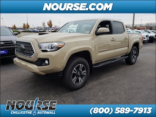 New 2018 Toyota Tacoma TRD Sport Truck Double Cab