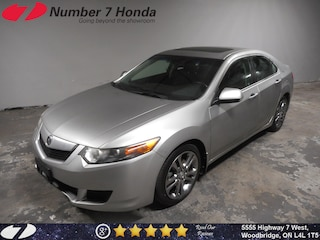 2010 Acura TSX | Sunroof, Power Group Options, 6-Speed Manual! Sedan
