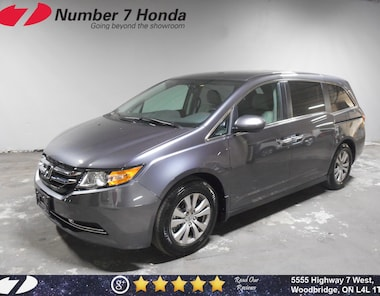 2016 Honda Odyssey EX| Remote Starter, Backup Cam, Bluetooth! Minivan