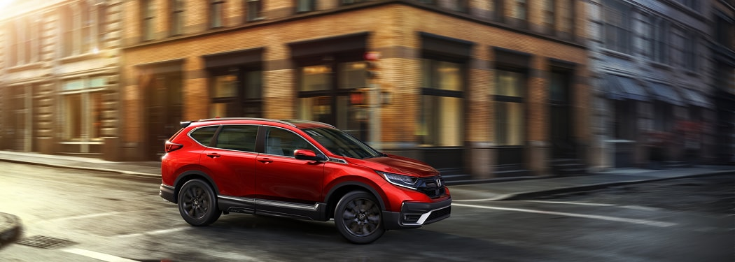 2019 Honda CR-V | Number 7 Honda