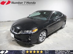 2015 Honda Accord EX-L| Loaded| Leather| Navi| Coupe