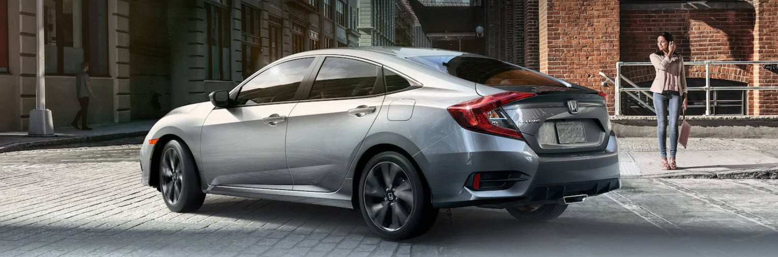 2019 Honda Civic | Number 7 Honda