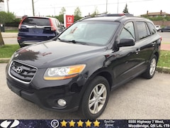 2011 Hyundai Santa Fe Limited 3.5| AS-IS SUV