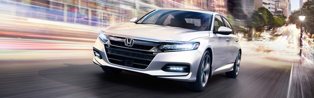 2019 Honda Accord Hybrid | Number 7 Honda