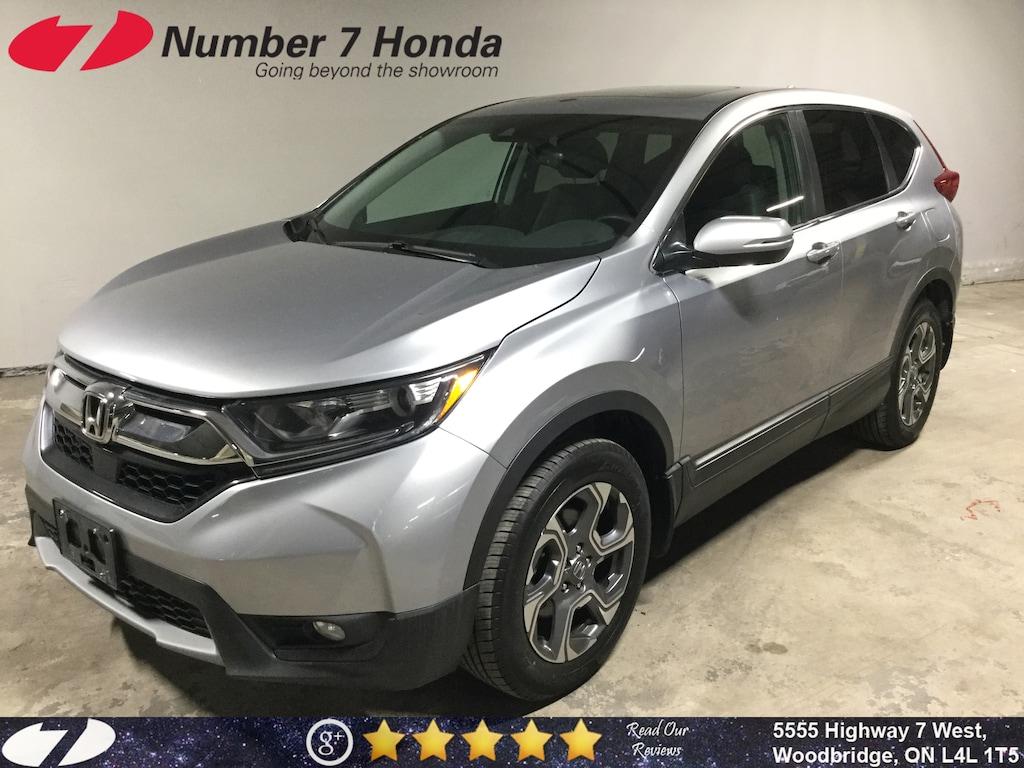 Used 2017 Honda Crv >> Used 2017 Honda Cr V For Sale At Number 7 Honda Vin