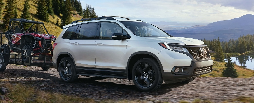 2020 Honda Passport in Woodbridge, ON | Number 7 Honda