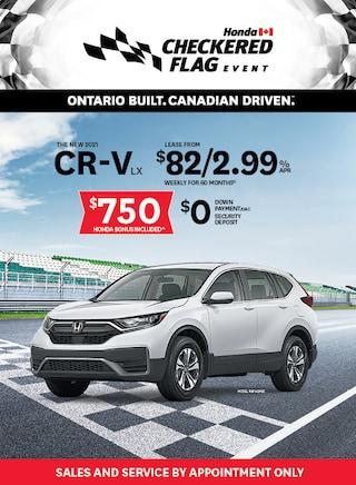 2021 May CR-V