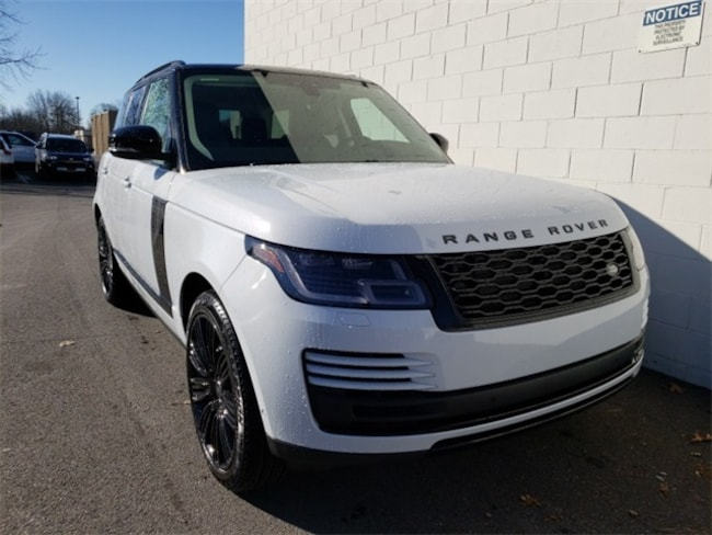 2019 Land Rover Range Rover Supercharged Sport Utility