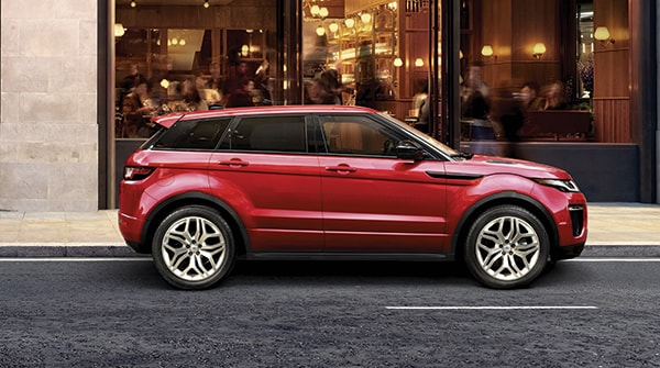Review: 2019 Land Rover Evoque