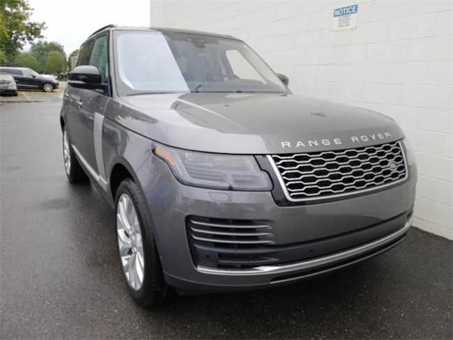 2019 Land Rover Range Rover HSE Sport Utility