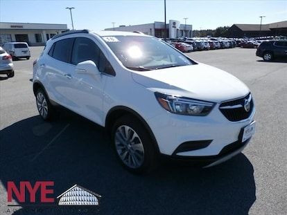 2018 Buick Encore: Design, Features, Changes, MPG >> Used 2018 Buick Encore For Sale At Nye Automotive Group
