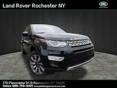 2018 Land Rover Discovery Sport HSE Luxury SUV