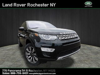 2018 Land Rover Discovery Sport HSE Luxury Sport Utility