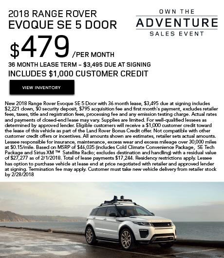 Land Rover Rochester New Land Rover Dealership In Rochester NY - Range rover dealer ny