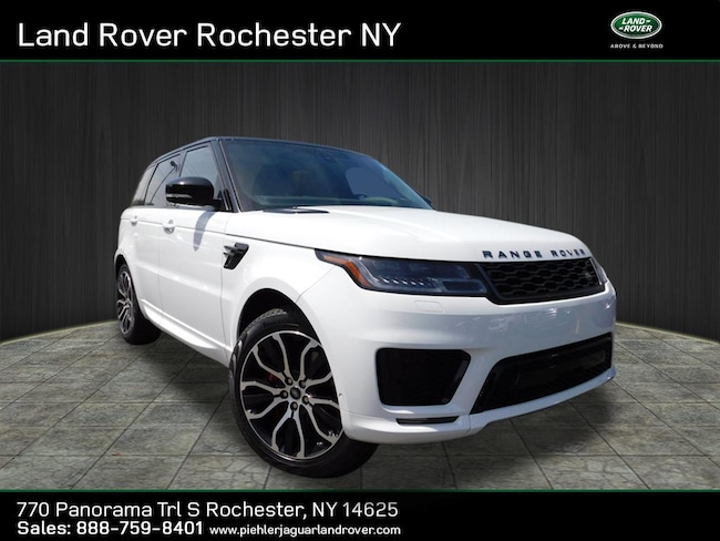 2019 Land Rover Range Rover Sport Supercharged Dynamic Sport Utility