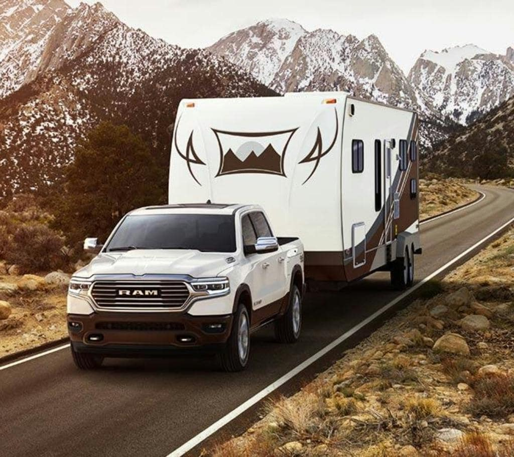 2019 RAM 1500 Towing Capacity