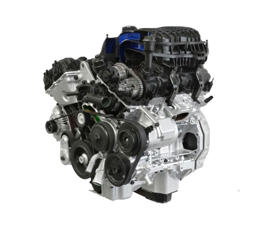 3.6L Pentastar V6 with eTorque