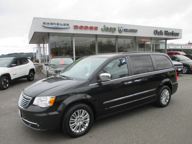 Attractive Used 2015 Chrysler Town U0026 Country Touring L Van In Oak Harbor
