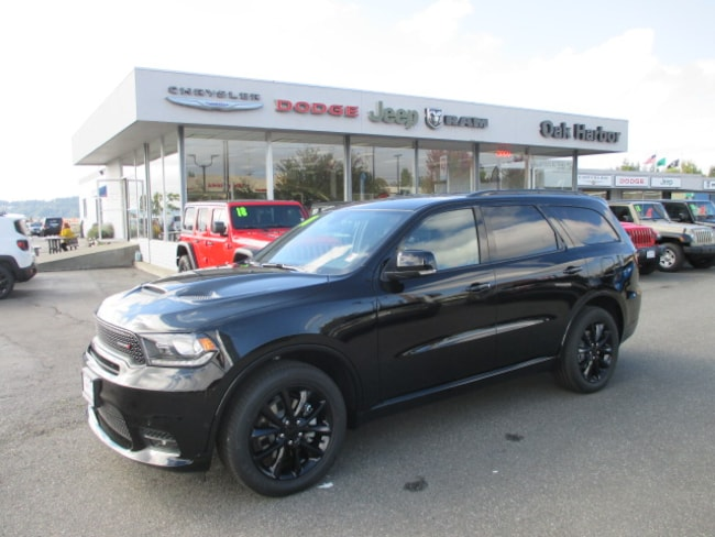 New 2018 Dodge Durango R/T AWD Sport Utility in Oak Harbor