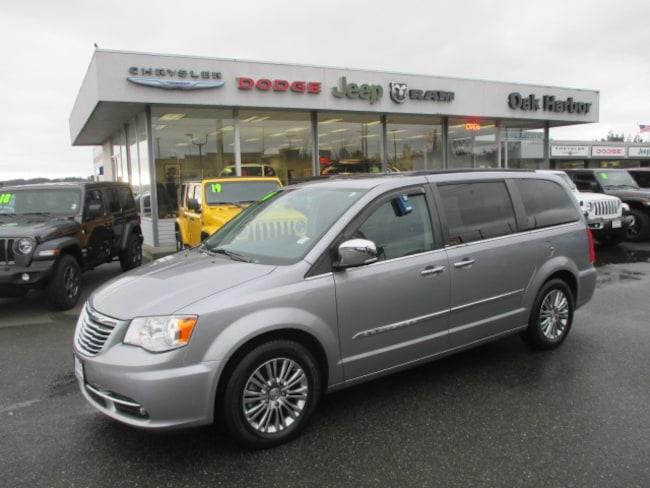 Used 2014 Chrysler Town & Country Touring-L Van in Oak Harbor