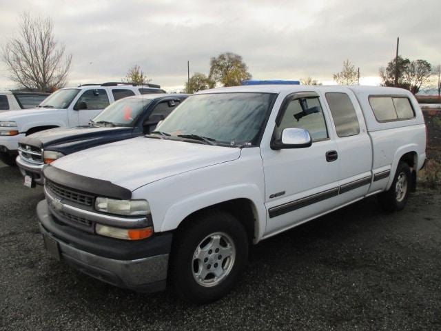 2000 Chevrolet Silverado 1500 Truck Extended Cab