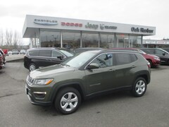 2018 Jeep Compass LATITUDE FWD Inc: $500 Military Rebate Sport Utility
