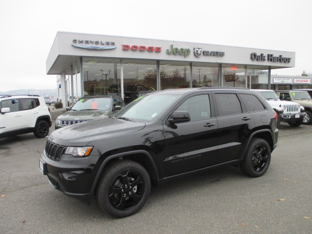 2018 Jeep Grand Cherokee UPLAND 4X4 Sport Utility