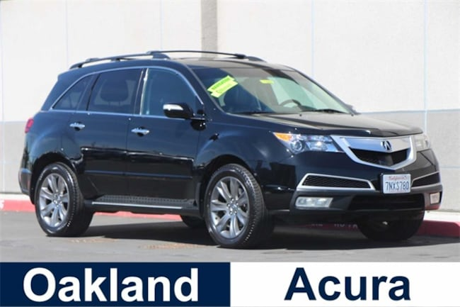 2010 Acura MDX 3.7L Advance Package SUV