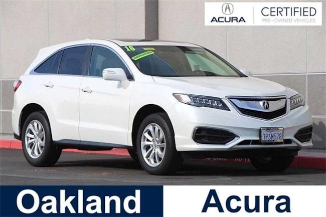 2016 Acura RDX Base SUV