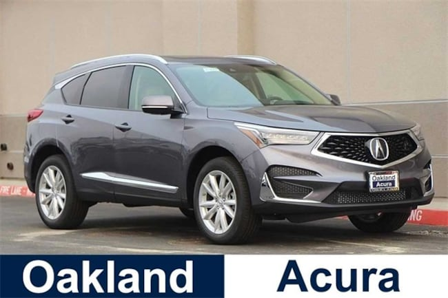 New 2019 Acura Rdx For Sale At Oakland Acura Vin 5j8tc2h33kl007008