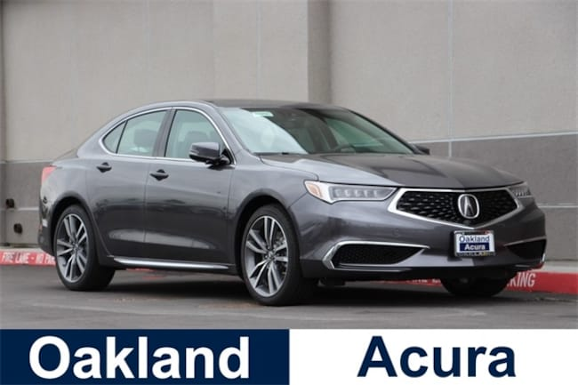 2019 Acura TLX 3.5 V-6 9-AT P-AWS with Technology Package Sedan