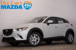 New Mazda 2018 Mazda Mazda CX-3 Sport SUV for Sale in Oak Lawn, IL