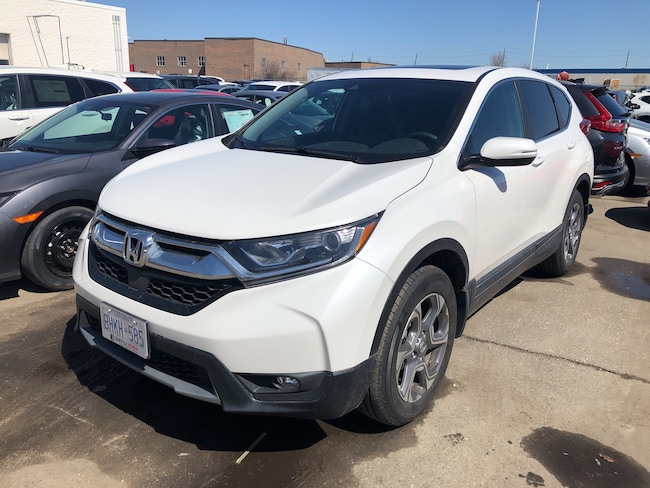 2019 Honda CR-V EX AWD CVT Demo Savings!|Clean Carfax|Blind Spot C SUV