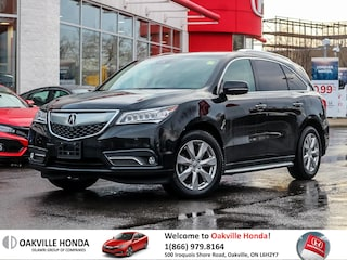 2016 Acura MDX Elite 1-Owner|Clean|Heated Seats|Lowkm SUV