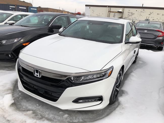 2019 Honda Accord Sedan Sport CVT Sedan