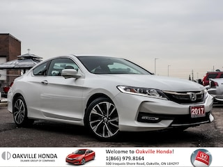 2017 Honda Accord Coupe L4 EX CVT 1-Owner|Clean Carfax|Heated Seats| Coupé