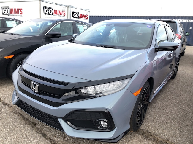 2019 Honda Civic Sport Touring Hatchback