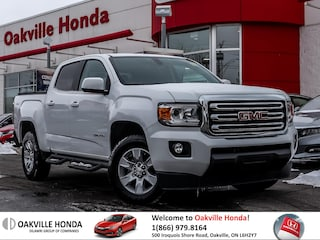 2017 GMC Canyon Crew 4x4 SLE / Short Box 1-Owner|Cleancarfax|Heate Camion cabine Crew