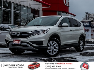 2015 Honda CR-V SE AWD 1owner|Heatedseats|Pushbutton|Back-Up Camer SUV