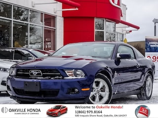 2012 Ford Mustang Premium Coupe 1-Owner|Clean Carfax|Heated Seats|Wi Coupe
