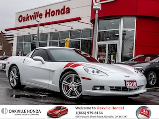 2010 Chevrolet Corvette Coupe Clean Carfax|Navigation|Heated Seats Coupe