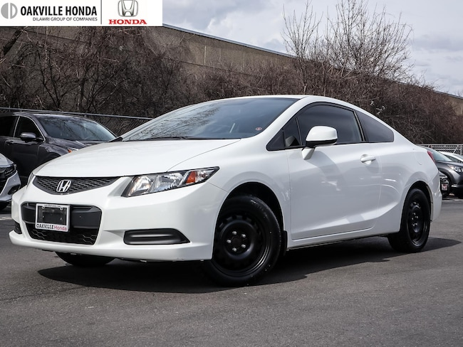 2013 Honda Civic Coupe EX 5AT Sunroof|Bluetooth|Key-Less Entry|Allo Coupe