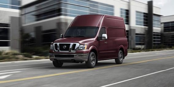 Nissan Commercial Vehicles in Oakville, ON | Oakville Nissan