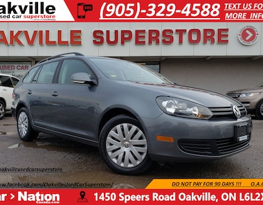 2014 Volkswagen Golf 2.5L TRENDLINE | HEATED SEATS | BLUETOOTH | WAGON Wagon
