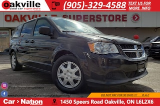 2015 Dodge Grand Caravan EASY ACCESS | EXCELLENT CONDITION | GREAT VALUE Van Passenger Van