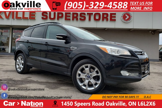 2013 Ford Escape SEL | LEATHER | NAVIGATION | PANO ROOF | BLUETOOTH SUV